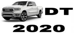 Specyfikacja RAM 1500 DT 2020