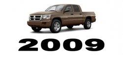 Specyfikacja Dodge Dakota 2009