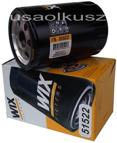 Filtr oleju silnika WIX  GMC Yukon 2000-2005