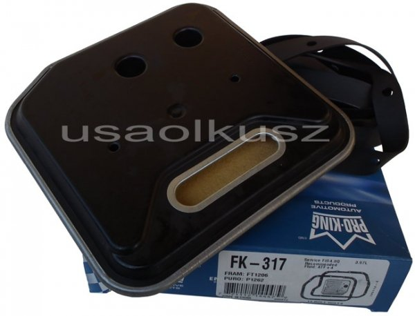Filtr oleju skrzyni biegów Dodge RAM -2008