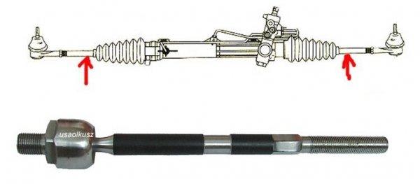 Drążek kierowniczy Mercury Mountaineer -2001 ES3424