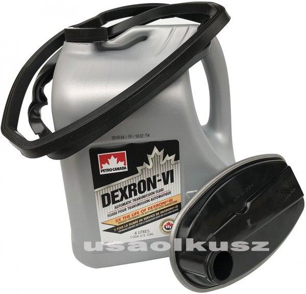 Filtr oraz olej Dextron-VI automatycznej 5-cio biegowej skrzyni NAG1 Dodge Charger
