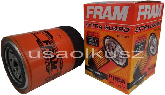 Filtr oleju silnika FRAM Ford Bronco