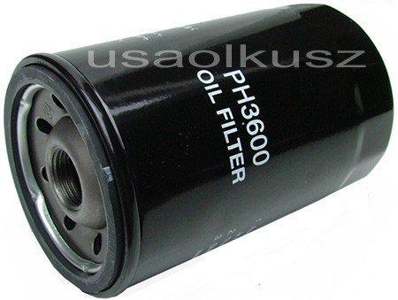 Filtr oleju silnikowego  Dodge Neon SRT4 2,4 Turbo