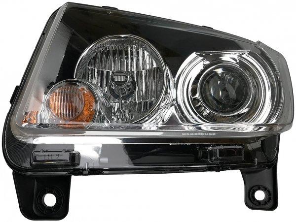 Reflektor lewy europa xenon MOPAR Jeep Grand Cherokee 2011-2013
