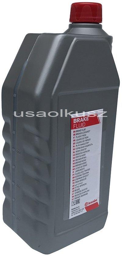 Płyn hamulcowy DOT 5.1 BREMBO 1l