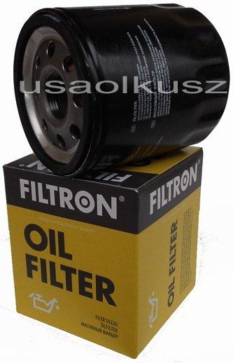 Filtr oleju silnika Buick Allure