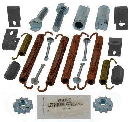 Zestaw montażowy szczęk hamulcowych Jeep Wrangler JK 2007-