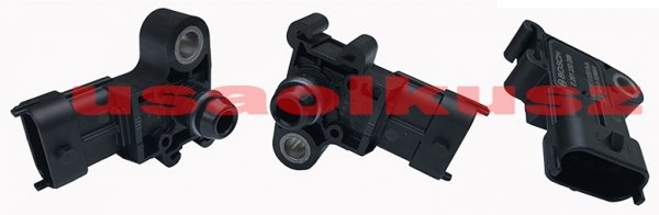 MAP Sensor GMC Sierra 1500 4,3 V6 2008-2011