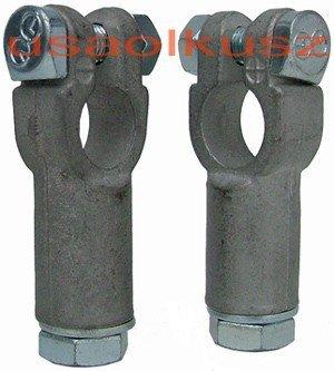 Klemy - przejściówki redukcje adaptory akumulatora Hummer H2