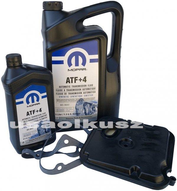 Filtr olej MOPAR ATF+4 skrzyni biegów 42RLE Jeep Liberty