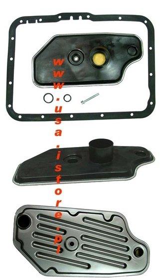 Filtr oleju skrzyni biegów A4LD Ford Ranger 4X4