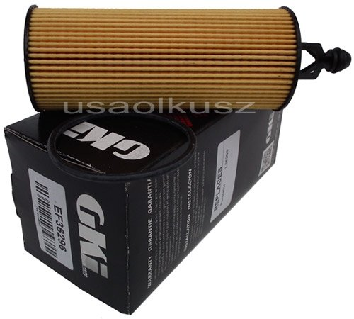Filtr oleju silnika wkład RAM Cargo Van 3,6 2014-