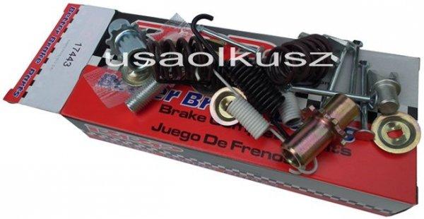Zestaw montażowy szczęk hamulca postojowego Toyota Sequoia 2008-