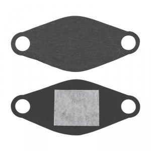 Maseczka ochronna wielorazowa z wymiennym wkładem Elmak MED-M04 szara 3 szt.