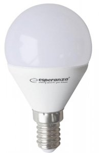 Żarówka LED Esperanza G45 E14 3W