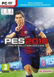 Gra Pro Evolution Soccer 2018 Premium (PC)