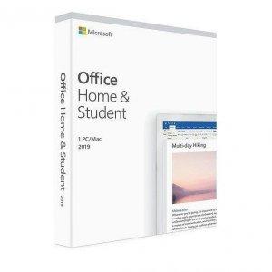 Oprogramowanie Office Home & Student 2019 PL P6 Win/Mac