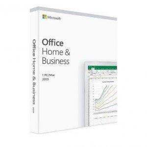 Oprogramowanie Office Home & Business 2019 PL P6 Win/Mac