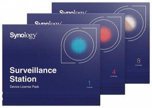 Licencja Synology NVR na 4 kamery