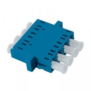 Adapter światłowodowy Qoltec LC/UPC quad SingleMode
