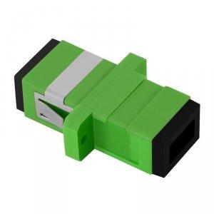 Adapter światłowodowy Qoltec SC/APC simplex SingleMode