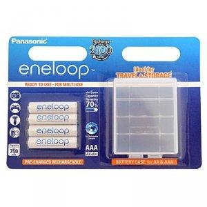 Panasonic Eneloop R03/AAA 750mAh akumulator – 4 szt blister + box