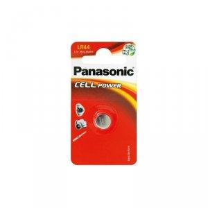 Panasonic bateria alkaliczna  LR44 - 1 szt blister