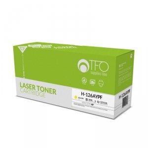 Toner H-126AYPF TFO (CE312A, Ye) 1.0K