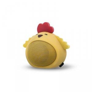Forever głośnik Bluetooth Sweet Animal Chicken Chicky żółty ABS-100