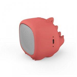 Forever głośnik Bluetooth Willy czerwono- czarny ABS-200