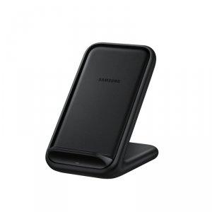 Samsung ładowarka indukcyjna Stand 15W czarna (EP-N5200TBEGWW)