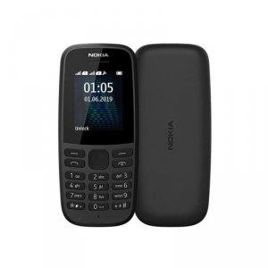 Telefon Nokia 105 2019 DS czarna