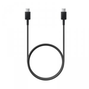 Samsung kabel USB-C - USB-C 1,0 m czarny EP-DA705BBE