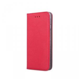 Etui Smart Magnet do Samsung Galaxy A41 czerwone
