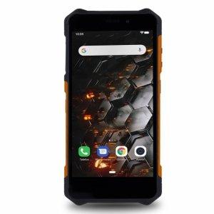 Smartfon Hammer Iron 3 LTE pomarańczowy