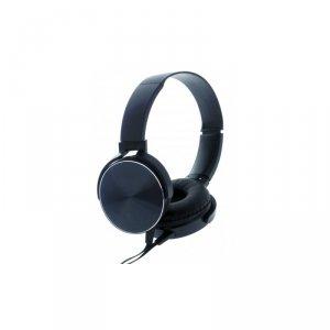 Rebeltec słuchawki przewodowe Magico nauszne czarne