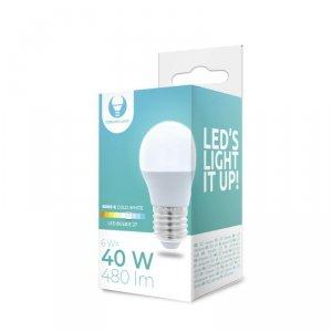 Żarówka LED E27 G45 6W 230V 6000K 480lm Forever Light