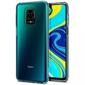 Spigen nakładka Liquid Crystal do Samsung Galaxy Note 20 Ultra transparentna