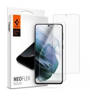 Spigen folia hydrożelowa Neo Flex Solid do Samsung Galaxy S21