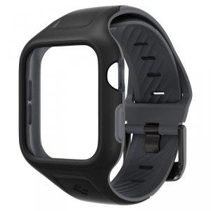 Spigen pasek Liquid Air Pro do Apple Watch 4 / 5 / 6 / SE 40 mm czarny