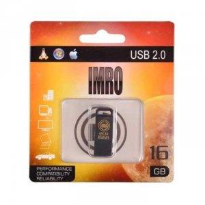 Pendrive IMRO BLACK 16 GB czarny