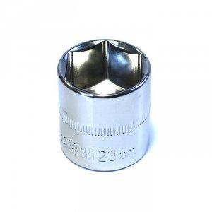 Nasadka sześciokątna 3/8` 23mm
