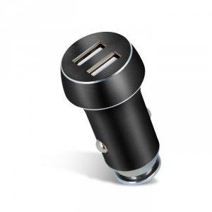 Forever ładowarka samochodowa PCC-04 2x USB 3.1A czarna