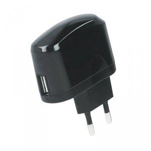 Setty ładowarka sieciowa 1x USB 2A + kabel microUSB