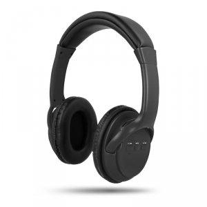 Setty słuchawki Bluetooth nauszne czarne