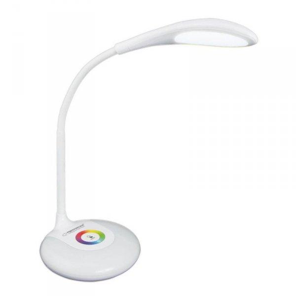 Lampka LED biurkowa Esperanza 256 kol RGB Altair ELD102