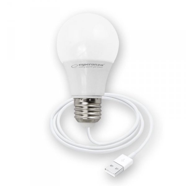 Żarówka LED Esperanza ELL170 USB 5W