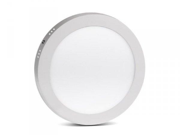 Panel LED Led4U LD155W natynkowy slim 18W Warm white 2800-3200K