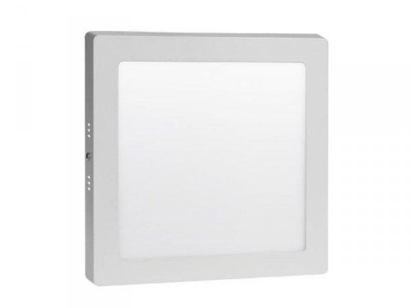 Panel LED Led4U LD156W natynkowy slim 18W Warm white 2800-3200K